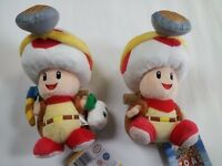 CAPTAIN TOAD PLUSH ( + many other Licensed Nintendo products)