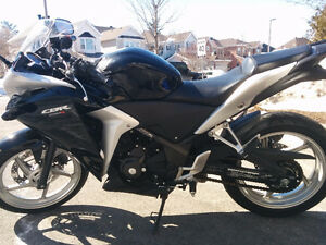 2012 CBR 250RA Black for Sale