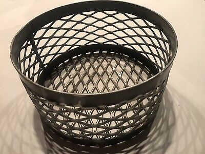 BBQ Smoker wood / charcoal basket fire box kamado Joe akorn, Big Green Egg, Drum, used for sale  Pearland