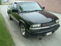 2003 Chevrolet S-10 LS Extended Step Side