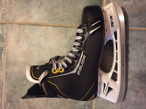 Bauer supreme one.5 skates