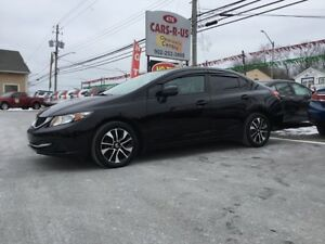 2013 Honda Civic EX  NO TAX SALE!! month of December only!