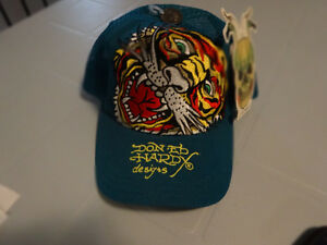 Ed Hardy Hat - New with tags Cambridge Kitchener Area image 1