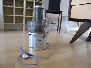 Breville Juicer for sale! (Juice Fountain)