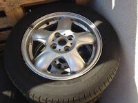 Mini wheels 4x100