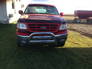 2001 Ford F-150 Boite Fourgonnette, fourgon West Island Greater Montréal image 4