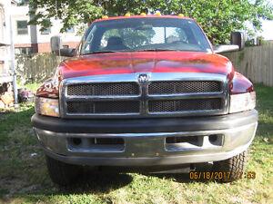 2002 Dodge Ram 3500 Flatbed