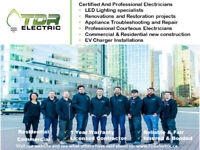 Residential & Commercial Electricians - Vancouver's Top Rated