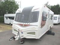 2014 Bailey Unicorn 2 Cadiz with MOTOR MOVER