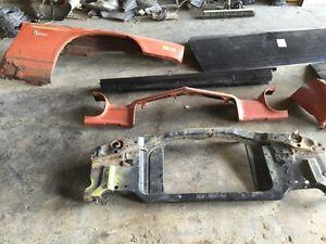 1972-1973 camaro parts