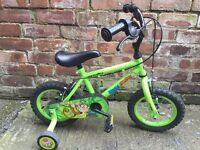 """Apollo Marvin the Monkey Kids' Bike - 12"""""""