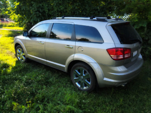 2009 Dodge Journey R/T V6 AWD