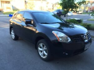 2008 Nissan Rogue SL AWD-Fully Loaded (Leather Seats)
