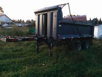 trailer dompeur