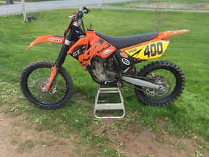 2006 Ktm 250 sxf with papers