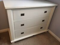 Gorgeous kidsmill Shakery chest of large drawers