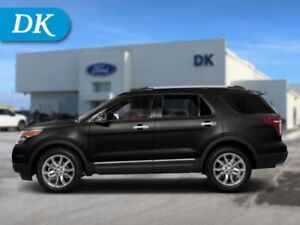 2014 Ford Explorer XLT AWD w/SYNC, Power Heated Seats, and More!