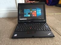 Lenovo X200 160GB 3GB Windows 7 tablet pc