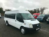 2008 Ford Transit Medium Roof 17 Seater TDCi 115ps NA Diesel Manual