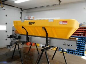 SPECIAL - 8 ft 2 yard Meyer POLY HAWK Sander