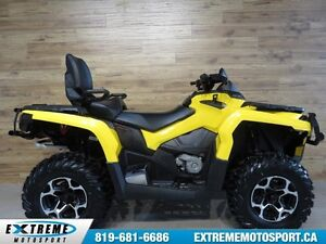 2013 Can-Am Outlander Max 650 XT 38.72$/Sem