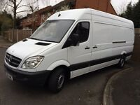 Courier Service, Small Haulage, Man and Van Service (Ark Transport Ltd)