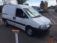 Peugeot expert 1.9d 54 plate only £1695 no vat