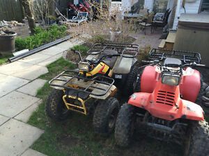 Couple old buggies going cheap