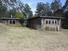 43 ac Rural Residential block with building / shed. Old Bonalbo Kyogle Area Preview