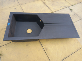 Charcoal composite sink