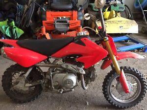 2007 Honda CRF 50