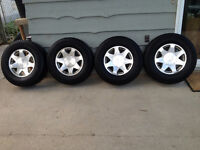 Cadillac Rims and tires fit Escalade, Chevrolet and GMC on m