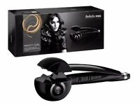 BaByliss Pro Perfect Curl, Hair Curling, Styler Tool, Curl Ceramic, Hair Styler Curler