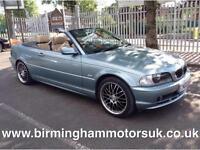 2002 BMW 3 Series 2.0 318Ci 2dr