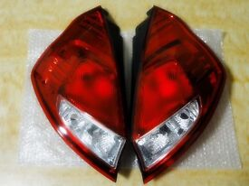 Ford Fiesta rear lights right and left available