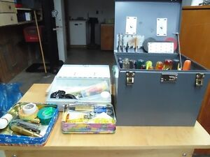 Assorted Job Kits - Toolbox & Contents Included London Ontario image 2