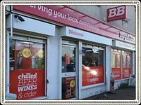 OFFLICENCE BARGAIN BOOZE IN OXFORD(1) , REF: RB219