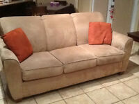 Matching sofa/bed and chair Moncton New Brunswick Preview
