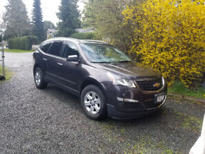 2016 Chevrolet traverse for sale