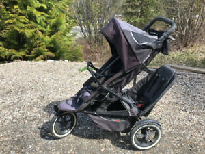 Phil & Teds Double Stroller