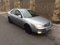 2005 ford Mondeo Zetec 2.0 TDCI drives great PX bargain
