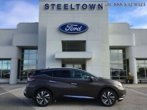 2016 Nissan Murano Platinum  - Sunroof -  Navigation - $246.84 B
