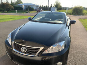 Lexus hardtop 250 is convertible for sale