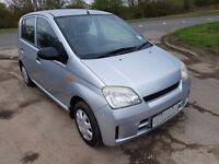 Daihatsu charade 1.0 2003 03 reg 5 door hatchback £30 per year tax 65+ mpg!