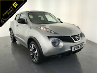 2014 NISSAN JUKE N-TEC DCI DIESEL 1 OWNER SERVICE HISTORY FINANCE PX WELCOME