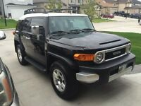 2008 FJ cruiser, Safetied