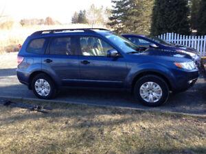 2012 Subaru Forester VUS