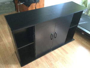 SOLD!!! AQUARIUM STAND  in good shape 47  1/2 inches x 29 inches