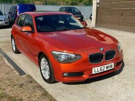 image for 2012 62 BMW 1 SERIES 1.6 116D EFFICIENTDYNAMICS 5D 114 BHP DIESEL