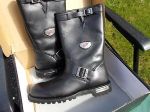 Red Wing Motorcycle Boots